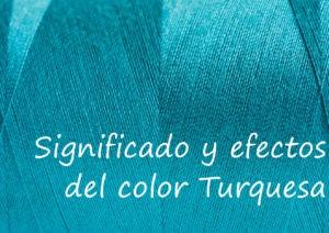 Significado del turquesa y efectos al pintar las habitaciones