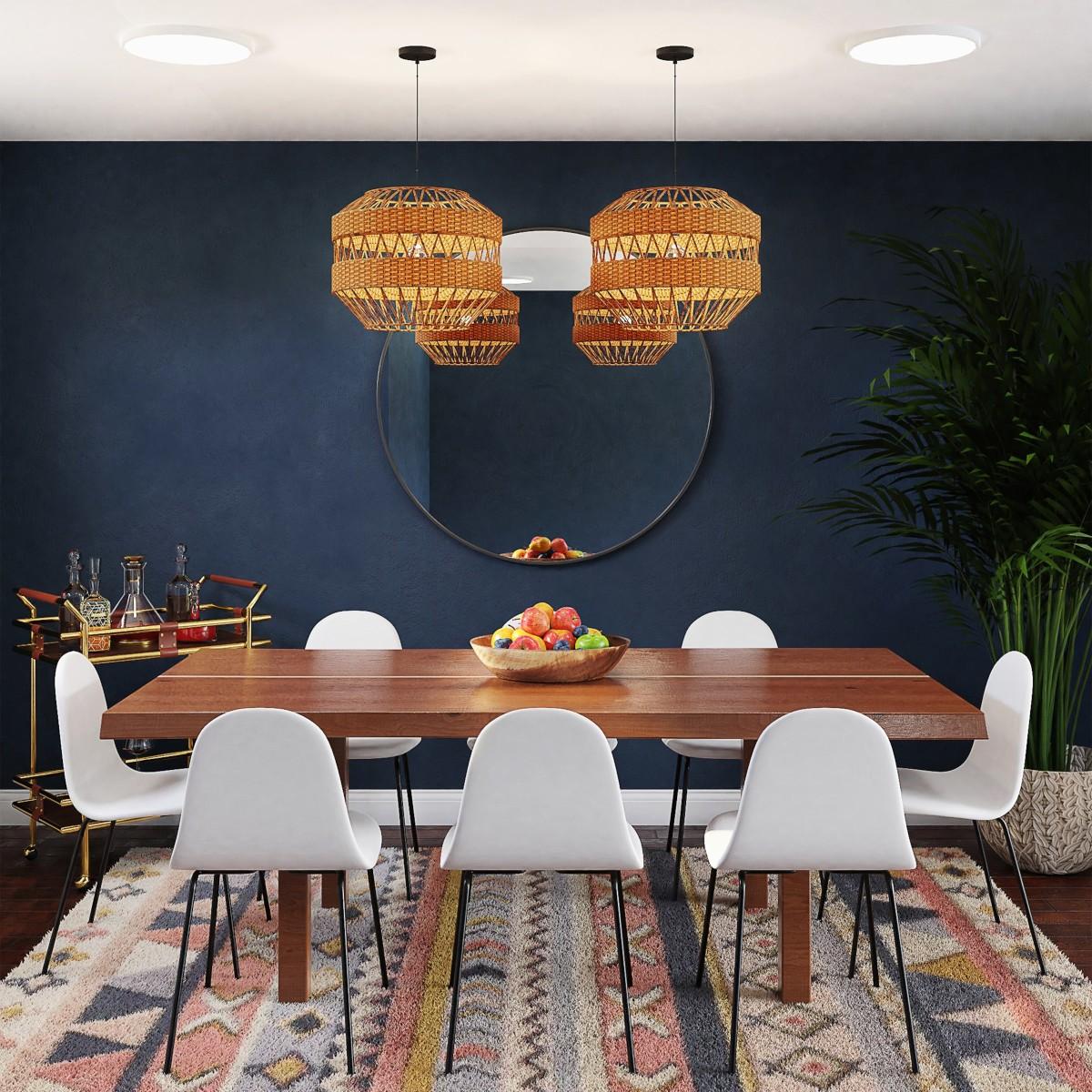 Pintura Azul Noche para interiores